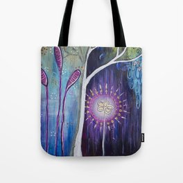 Stages Tote Bag