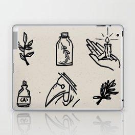 Apothecary Sketches Laptop & iPad Skin