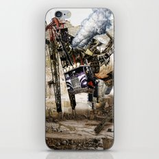 Monster Truck iPhone & iPod Skin