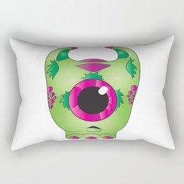 Baby Cyclops Monster Rectangular Pillow