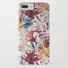 Tulip pattern iPhone 7 Plus Slim Case