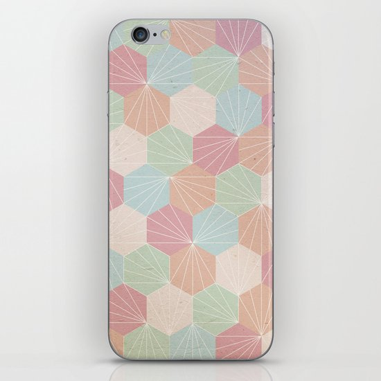 Pastel iPhone & iPod Skin