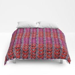 Neon Mikkey Knit Comforters