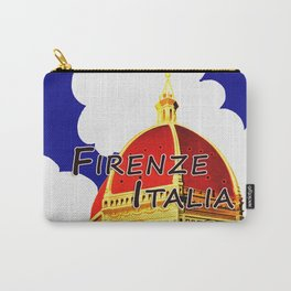 Firenze - Florence Italy Travel Carry-All Pouch