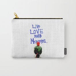 Live Love Make Memories, G-Dragon... Carry-All Pouch