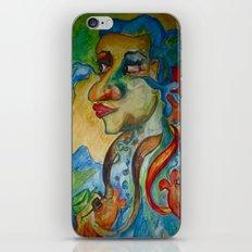 Tears of the Sea iPhone & iPod Skin