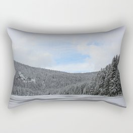 Winter Zauber 2 Rectangular Pillow