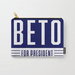 Beto 2020 | Beto Orourke For President | O Rourke Campaign Sticker Carry-All Pouch