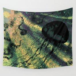 jellyspore Wall Tapestry