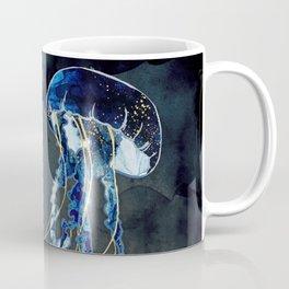 Metallic Ocean III Coffee Mug