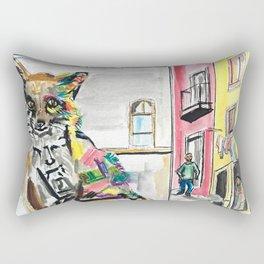 Piece of Portugal Rectangular Pillow