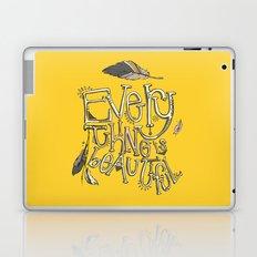 everything is beautiful Laptop & iPad Skin