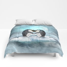 Listen Hard (Penguin Dreams) Comforters