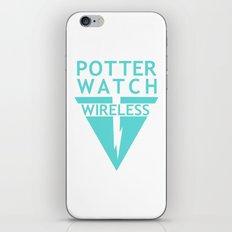 Potterwatch Wireless iPhone & iPod Skin