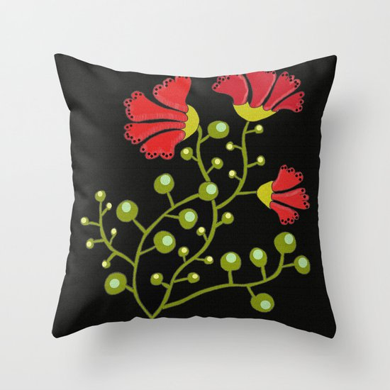 helsinsky Throw Pillow
