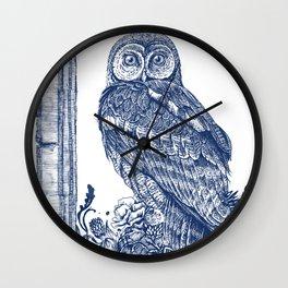 Air of Athena Wall Clock
