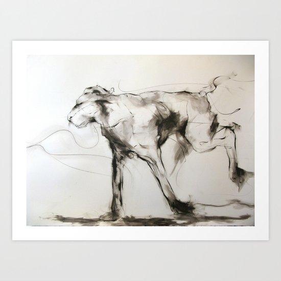The Wild One Art Print