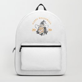 Happy Halloween 2020 Witch Trick Or Treat Gift Backpack