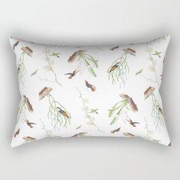 Birds #1 Rectangular Pillow