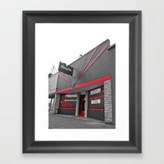 Neighborhood 'Couples' shop Framed Art Print