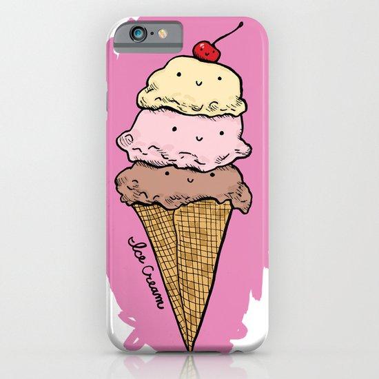 Ice Cream iPhone & iPod Case