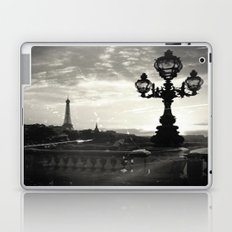 Mysterious Paris Laptop & iPad Skin