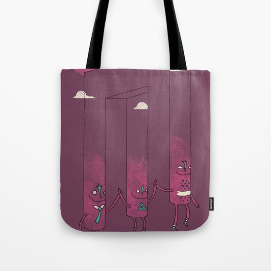 The Belvederes Tote Bag