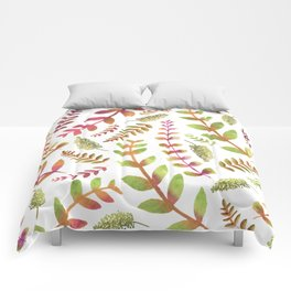 Fall Changing Leaves Comforters