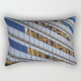 History in the Modern World Rectangular Pillow