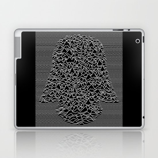 Dark Division Laptop & iPad Skin