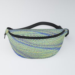 sonic waves Fanny Pack