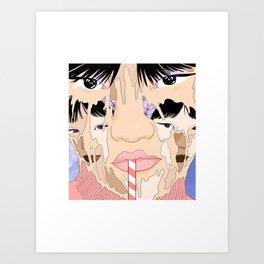 Master Plan Art Print