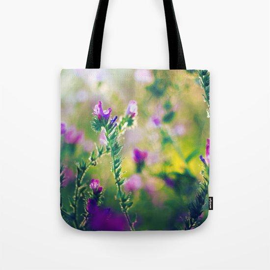 Spring Charm Tote Bag
