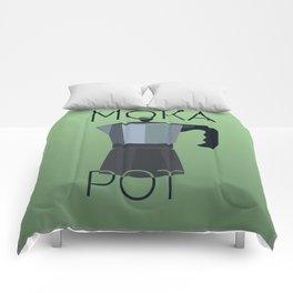 Moka Pot Comforters
