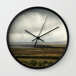 Rain on Me Wall Clock