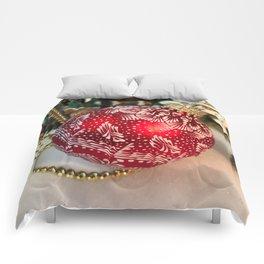 Christmas ornament 1 Comforters