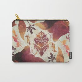 Floral Decor II Carry-All Pouch