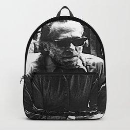 """""""Hank"""" Bukowski Backpack"""