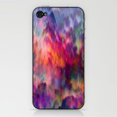 Sunset Storm iPhone & iPod Skin