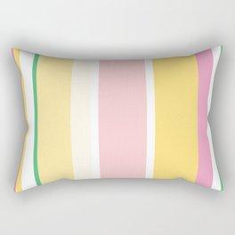 Manly Stripe Rectangular Pillow