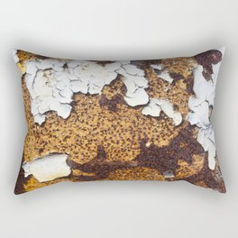 Tetanus 2 Rectangular Pillow