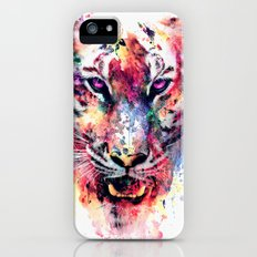 Eye Of The Tiger Slim Case iPhone SE