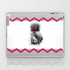 Squirrel & Bow Laptop & iPad Skin