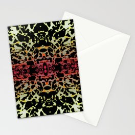 Space Water Stationery Cards