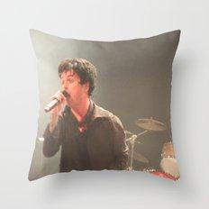 Billie Joe Armstrong Throw Pillow