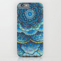 Birthday Mandala Slim Case iPhone 6s