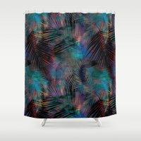 Tamarindo Night Shower Curtain