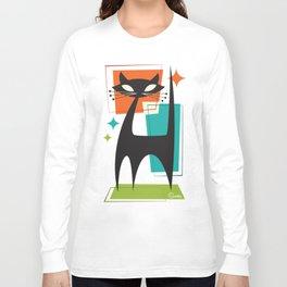 Mister Whiskers Long Sleeve T-shirt
