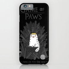 Game of Paws Slim Case iPhone 6s