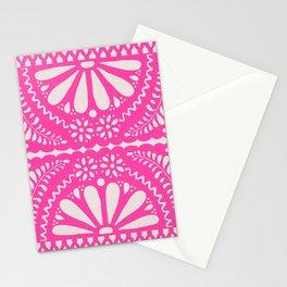 Fiesta de Flores Pink Stationery Cards